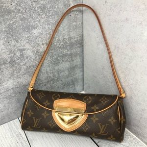 Louis Vuitton Pochette Beverly/Clutch/Baguette EUC